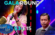 NEPAL IDOL SEASON 3 | GALA ROUND | ELIMINATION DAY | EPISODE 15